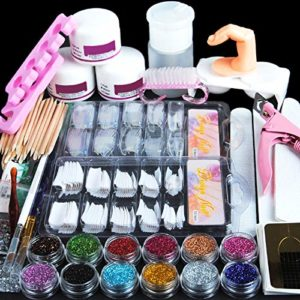 Best beginner acrylic nail kit