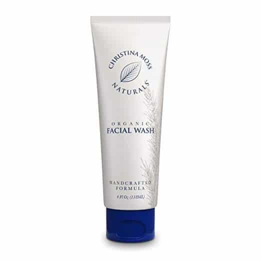 Christina Moss Naturals Organic Face Wash