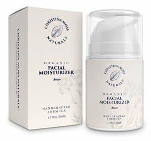 Best Natural Face Moisturizer - Christina Moss Naturals - Organic  Facial Moisturizer