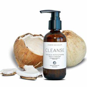Foxbrim Naturals Cleanse – Coconut Milk & Honey Face Cleanser
