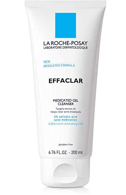 La Roche-Posay Effaclar Medicated Gel Acne Cleanser