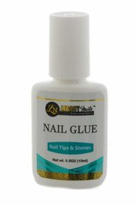 Legacy Nails Nail Glue - 0.5 oz