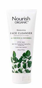 Nourish Organic - Moisturizing Face Claenser