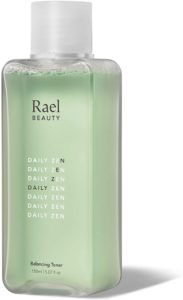 Rael store balancing facial toner – best toner for sensitive skin