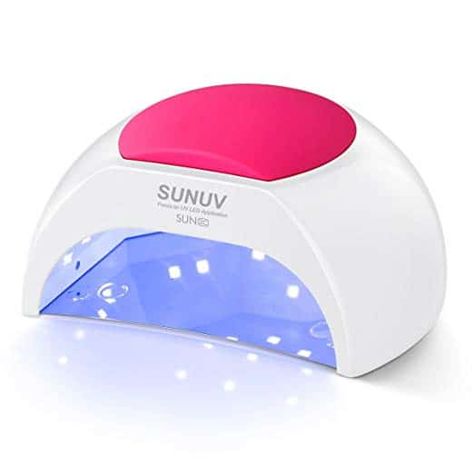 SINUV's SUN2C 48 W LED UV lamps