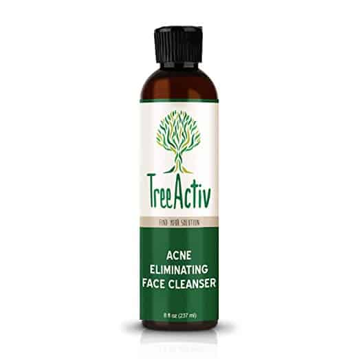 TreeActiv Acne Eliminating Face Cleanser