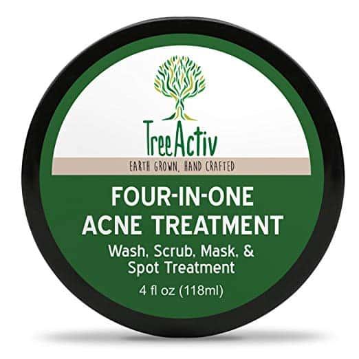 TreeActiv Four-in-One Acne Treatment