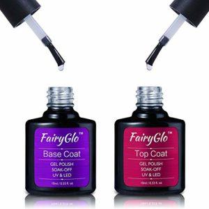 FairyGlo Gel Top Coat