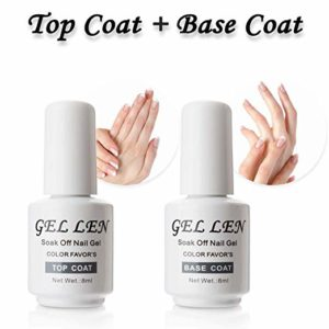 Gellen Top Coat and Base Coat