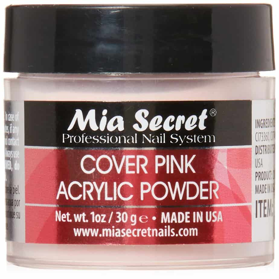 Mia Secret Cover Pink Acrylic Powder
