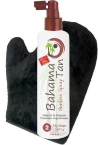 Natural Spray Tan Kit Solution by bahama tan