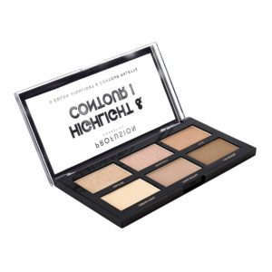 Profusion Cosmetics Mini Artistry Highlight & Contour Palette
