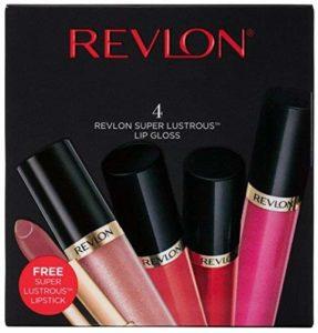 Revlon super lustrous lip gloss kit