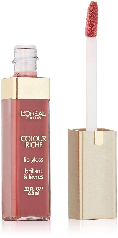 L'Oreal Paris Color Riche Lip gloss, Rich Rose