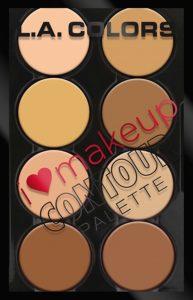 Colors – best drugstore contour makeup