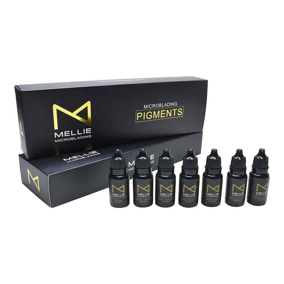 Mellie – Microblading Medical Grade Pigment Ink Set