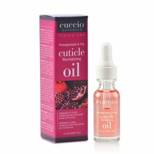 Cuccio Cuticle Oil, Pomegranate and Fig