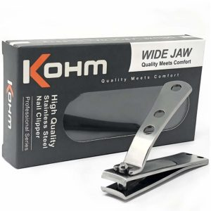 Kohm CP – 140L Toenail Clippers - Best Toenail Clippers