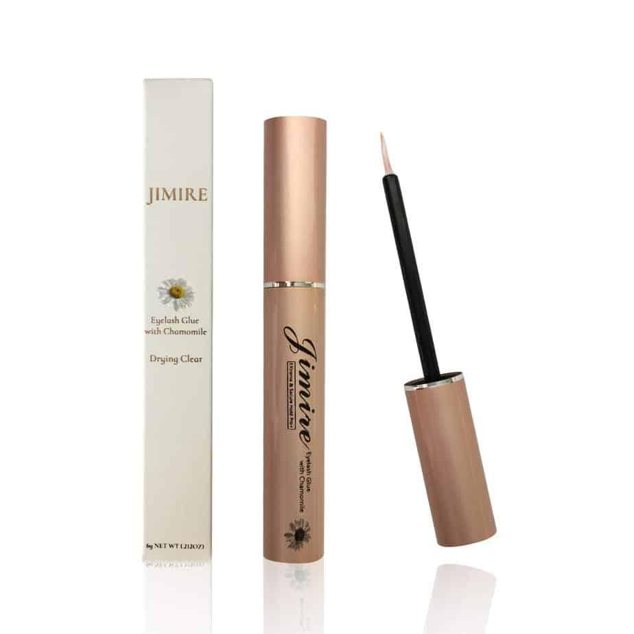 JIMIRE Clear Eyelash Glue
