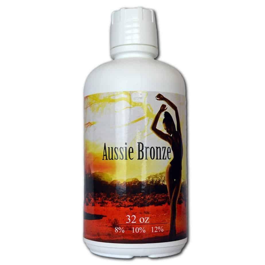 Sunless Airbrush Spray Tanning Solution