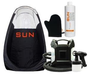 Sun Laboratories Sunless Spray Tan Machine
