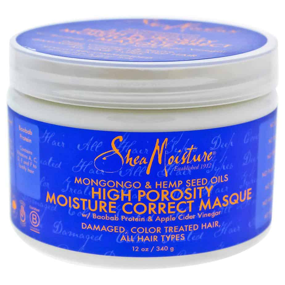 Shea Moisture High Porosity Moisture Correct Masque