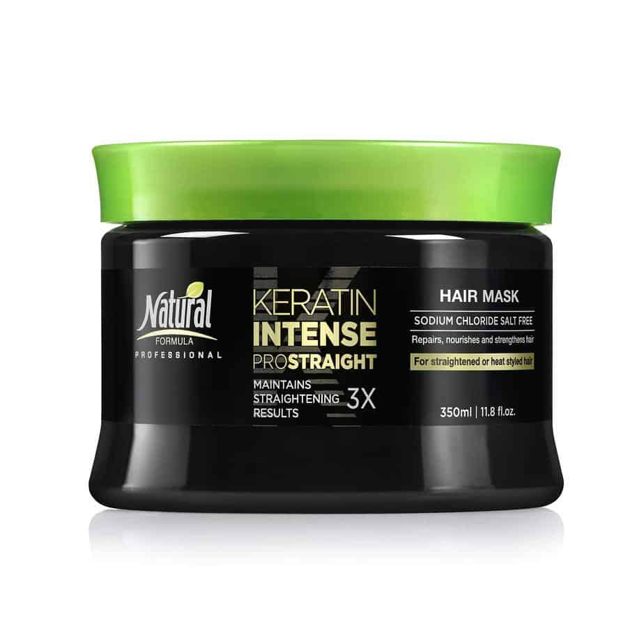 Natural Formula Keratin Intense Repair Hair Mask