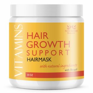 Vitamins Hair Masque - Best Moisturizer for Low Porosity Hair