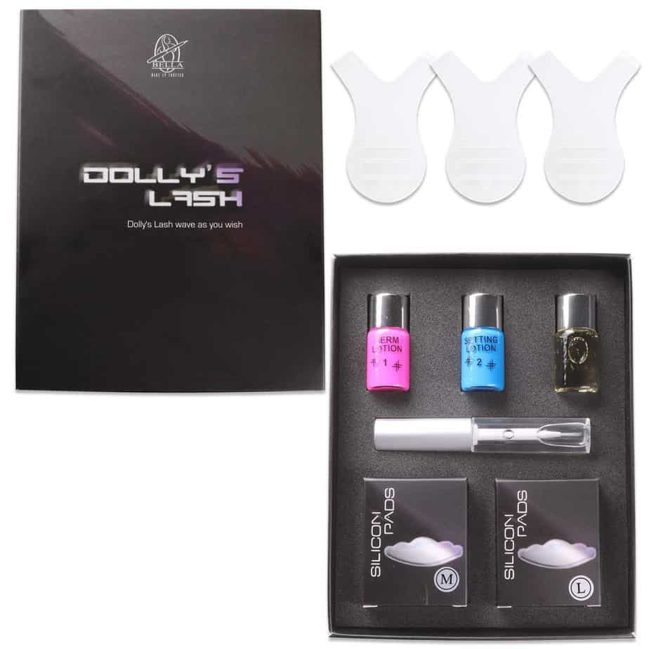 Dolly's Lash Lift Eyelash Kit