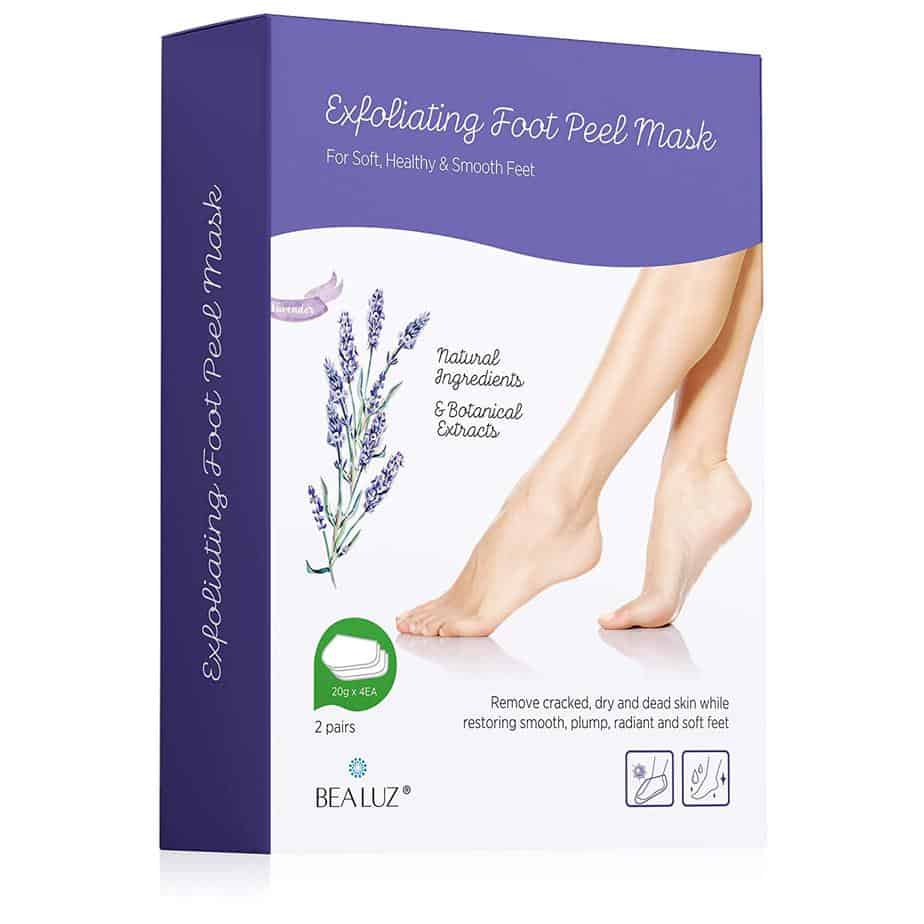 Foot Peel Mask Exfoliant