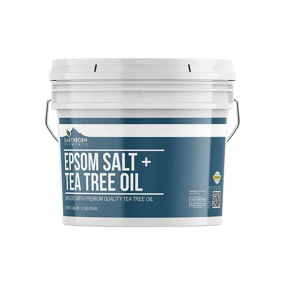 Tea Tree Epsom Salt Foot Soak
