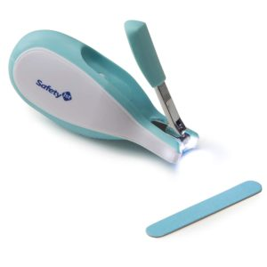 Sleepy Baby Nail Clipper - Best Baby Finger Nail Clippers