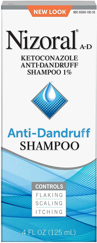 Nizoral A-D Anti Dandruff Shampoo