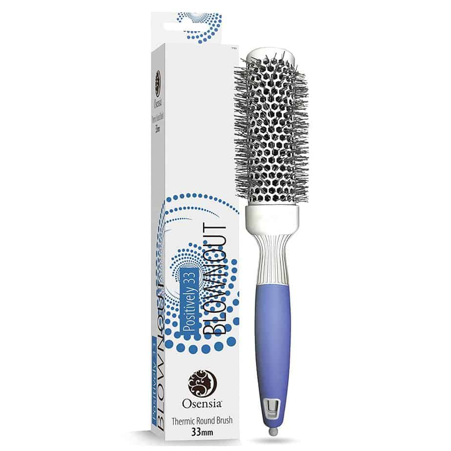 Osensia Round Brush for Blow Drying