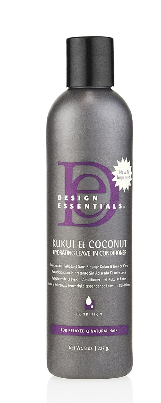 Design Essentials Natural Kukui & Coconut Leave In Conditioner