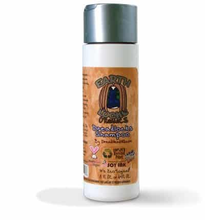 Dread Head HQ organic shampoo