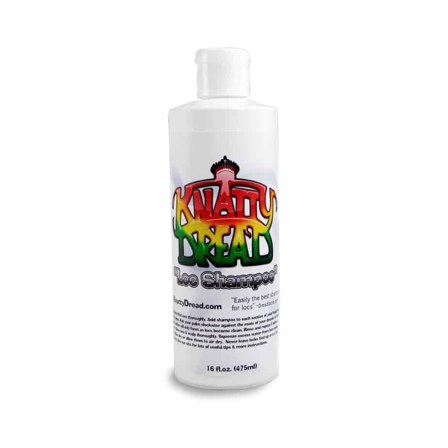 Knatty dreadlocks shampoo