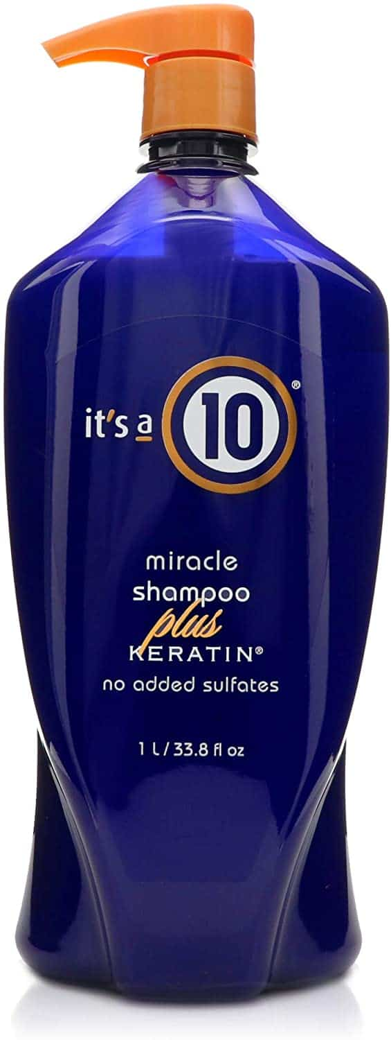 It's a 10 Haircare Miracle Shampoo Plus Conditioner