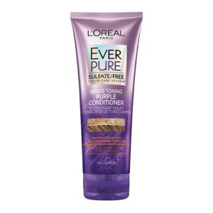 Purple Conditioner For Bleached Hair