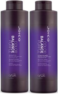 Purple Shampoo and Conditioner Set - Best Shampoo For Bleached Hair