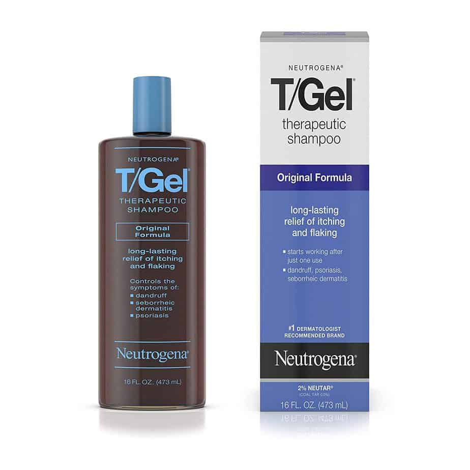 Neutrogena Therapeutic Shampoo Original Formula