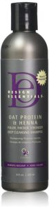 oat protein deep cleansing shampoo