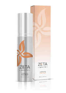 Lightening Face Wash - Zeta White review