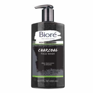 Pore Charcoal Daily Face Wash