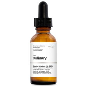 Caffeine Solution By The Ordinary