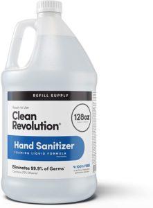 Clean Revolution Hand Sanitizer