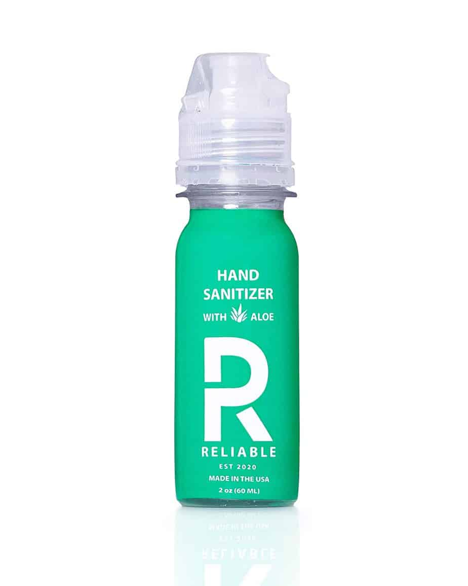 Reliable 2oz Hand Sanitizer