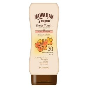 Tropic sheer Touch Lotion Sunscreen