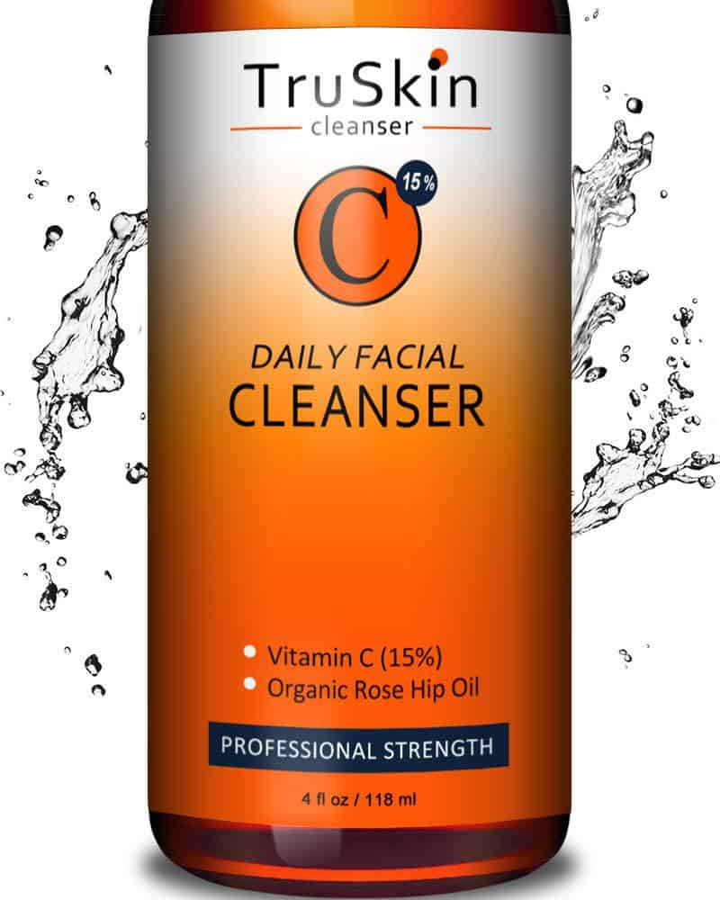 TruSkin Naturals Vitamin C Daily Facial Cleanser