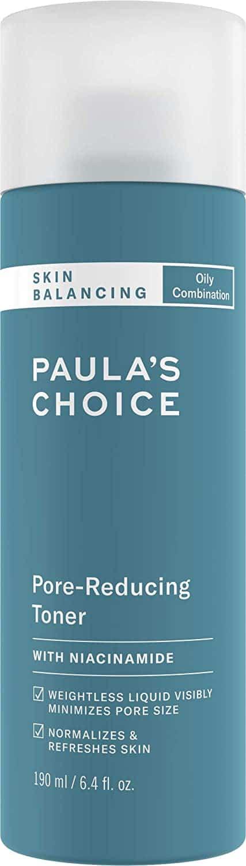 Paula's Choice pore-reducing toner for oily skin